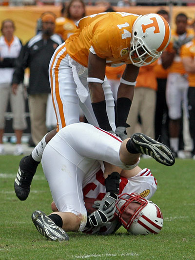 DB Eric Berry