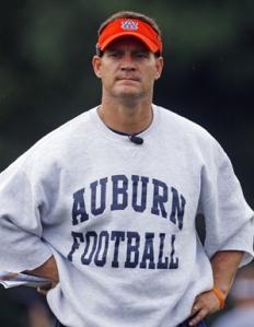 Gene Chizik, Auburn's new head coach. Photo courtesy of Sports Illustrated.