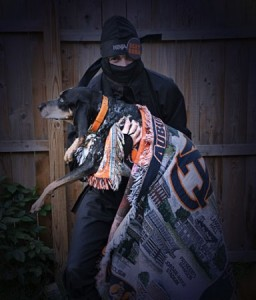 Smokey is abducted by War Eagle Special Forces.