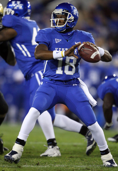 Randall Cobb, Kentucky WR/QB