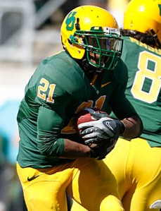 LaMichael James, Oregon RB