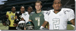 Oregon Duck uniforms